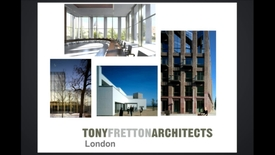 Thumbnail for entry Guest Lecture - Tony Fretton