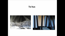 Thumbnail for entry Guest Lecture - Jan Olav Jensen