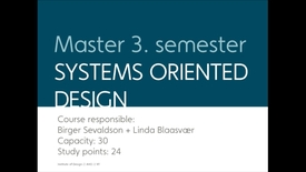 Thumbnail for entry IDE - Systems Oriented Design - Design for Democracy.mp4