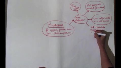 Thumbnail for entry Om læsning af akademiske tekster og noteteknik v. Peter Busch-Jensen