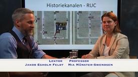 Thumbnail for entry Eksotiske arkiver – samtale med professor i historie Mia Münster-Swendsen