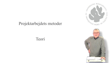 Thumbnail for entry Jørgen Lerche Nielsen om teori - del 9 af 10