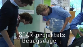 Thumbnail for entry STAR projektets besøgsdag