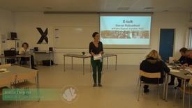Thumbnail for entry X-Talk: Katia Dupret - om social robusthed