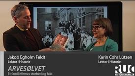 Thumbnail for entry Interview med Karin Cohr Lützen
