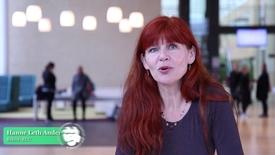 Thumbnail for entry Rektor Hanne Leth Andersen: Evaluering