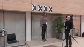 Thumbnail for entry X-Talk: Sofie Marie Billekop