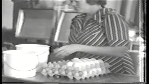 Thumbnail for entry TV-program om RUC's kantine, produceret af praktikanter