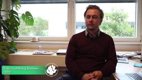 Thumbnail for entry Pelle Guldborg Hansen: Sådan bruger jeg Mahara til vejledning