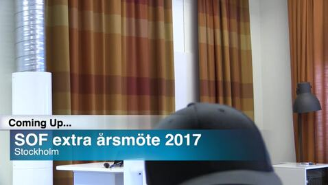 Thumbnail for entry SOF extra årsmöte 2017 - Full