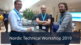 Thumbnail for entry Nordic Technical Workshop 2019