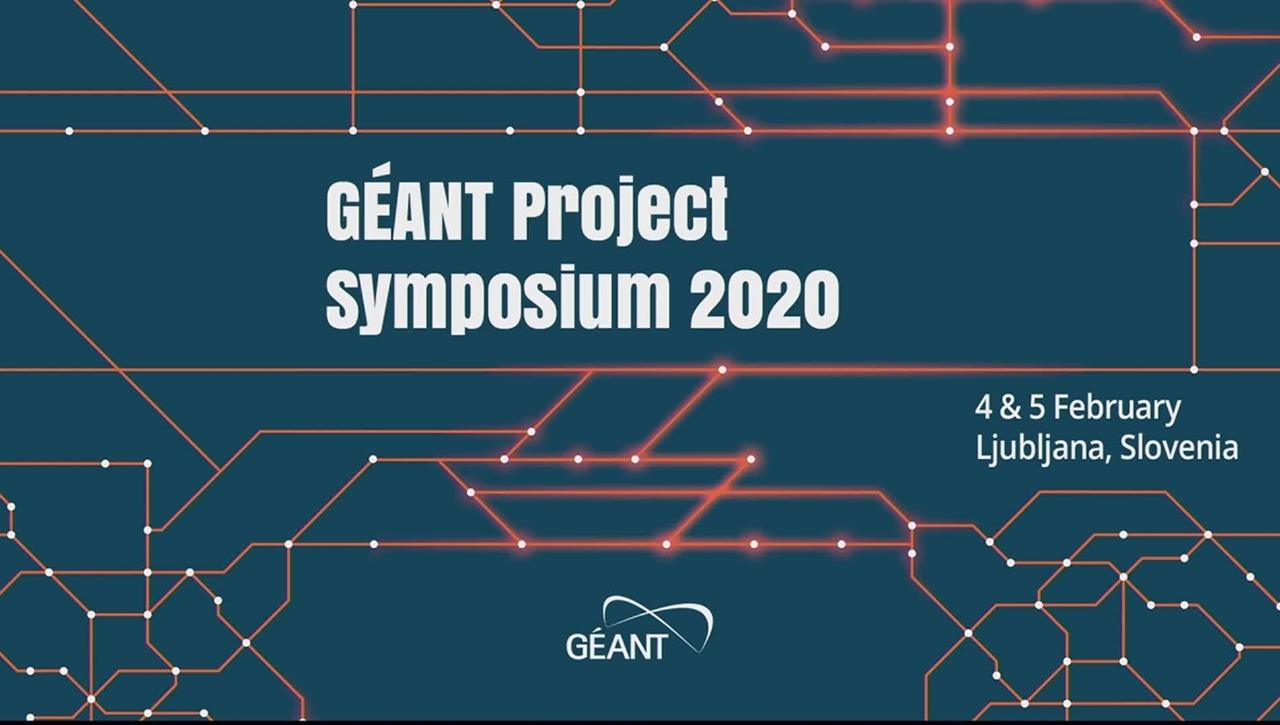 GÈANT Symposium 2020 - Opening Plenary