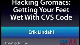 Thumbnail for entry Hacking Gromacs: Getting Your Feet Wet With CVS Code