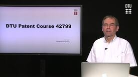 Thumbnail for entry Introduction to 42799 Patent Course