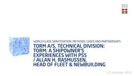 Thumbnail for entry World-Class Servitisation Methods, Cases And Partnerships