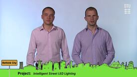 Thumbnail for entry CDIO Academy Team 2: Intelligent Street LED Lighting