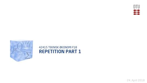 Thumbnail for entry Repetition Part 1