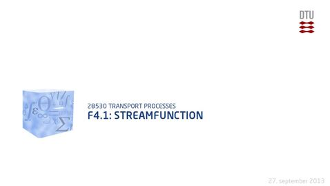 Thumbnail for entry F4.1: Streamfunction