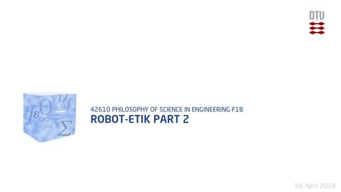 Thumbnail for entry Robot-etik Part 2