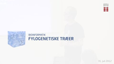 Thumbnail for entry Fylogenetiske træer