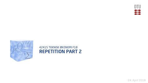 Thumbnail for entry Repetition Part 2