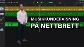 Thumbnail for entry Musikkundervisning på nettbrett | promofilm