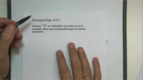 Thumbnail for entry Eksempel 11.1.1