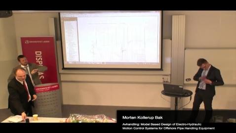 Thumbnail for entry Disputation: Morten Kollerup Bak - Part 3