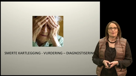 Thumbnail for entry EVU - Avansert sykepleie Smertebehandling 2