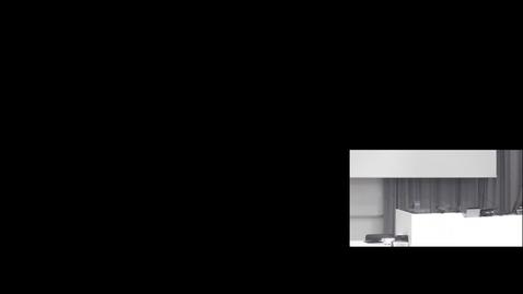 Thumbnail for entry Presentation master IKT - 3/5/2018