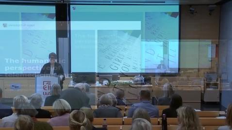 Thumbnail for entry Tina Lien Barken - Disputas - Første del - 2019-09-19