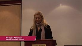 Thumbnail for entry Masterstudent i engelsk Mariette Aanensen