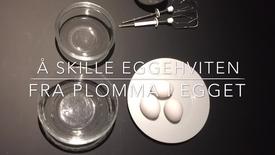 Thumbnail for entry Å piske eggehviten stiv.