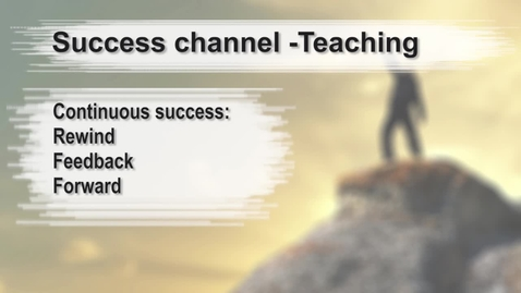 Thumbnail for entry Continuous Success