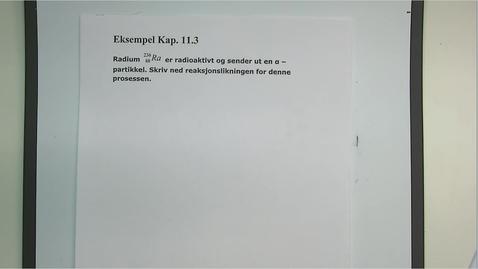 Thumbnail for entry Eksempel 11.3