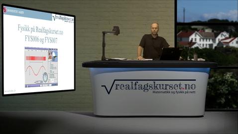Thumbnail for entry Fysikkens Verden