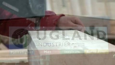 Thumbnail for entry Ugland Industrier - Trailer