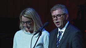 Thumbnail for entry UiA 10 års jubileum - Gro Bråten og Terje Damman
