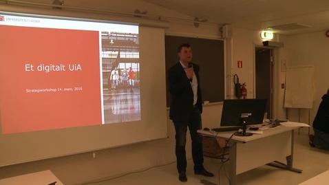 Thumbnail for entry Leif Skiftenes Flak, velkommen og introduksjon