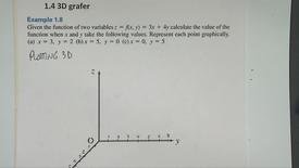 Thumbnail for entry Kapittel 21 1.4 3D grafer