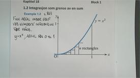 Thumbnail for entry Kapittel 18 1.2 Eksempel 1.2 Numerisk integrasjon