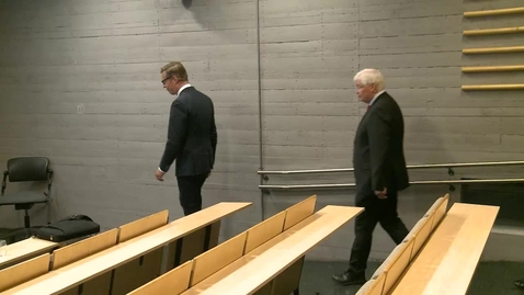 Thumbnail for entry Pontus Engstrøm - First opponent