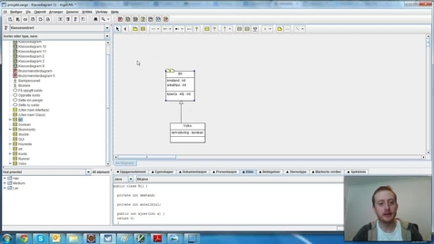 Thumbnail for entry Use-case diagram
