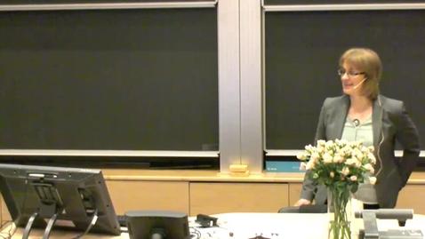 Thumbnail for entry Veien til professorstilling – et eksempel
