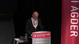 Thumbnail for entry Studiestart Grimstad 2013 - Hans Antonsen