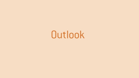 Thumbnail for entry Outlook: Adressebok og deling av kalender
