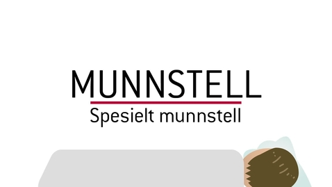 Thumbnail for entry Munnstell.