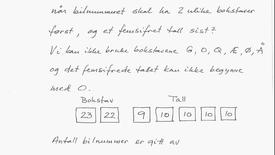 Thumbnail for entry MA 005-Kap.18.2 Multiplikasjonsprinsippet