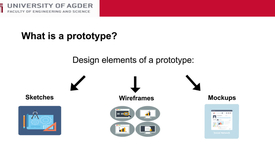 Thumbnail for entry Lecture 10: Prototyping