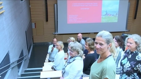 Thumbnail for entry Carina Ribe Fernee - Disputas - Første del - 2019-08-06